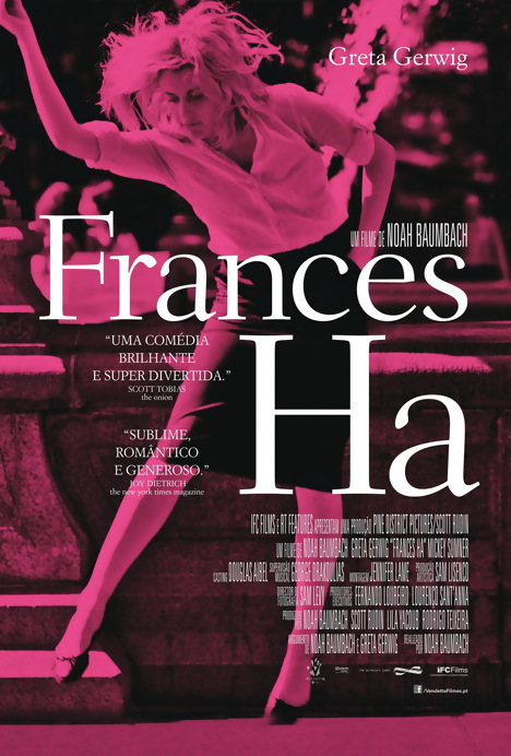 Poster do filme Frances Ha