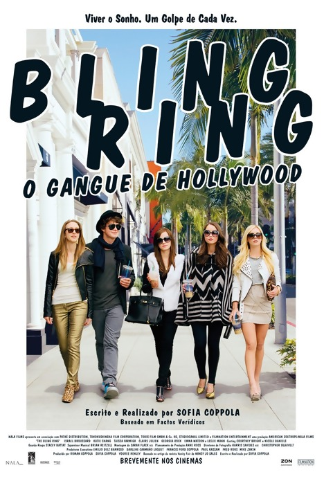 Poster do filme Bling Ring - O Gangue de Hollywood