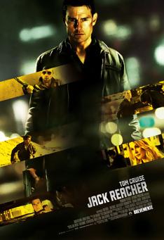 Poster de «Jack Reacher »