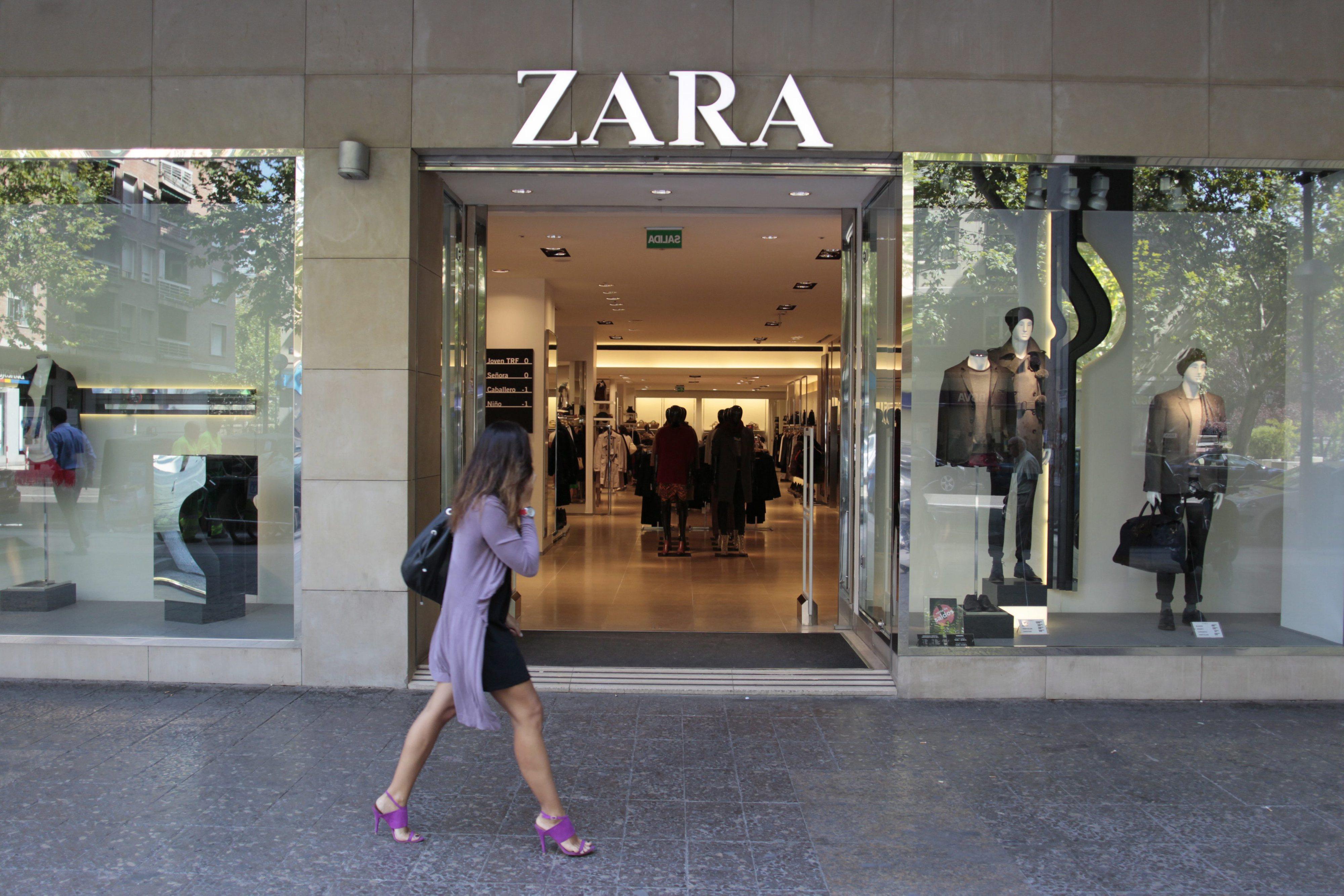 A moda da reciclagem de roupa chegou à Zara