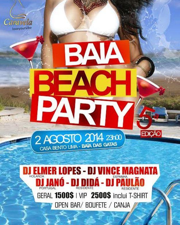 Baía Beach Party