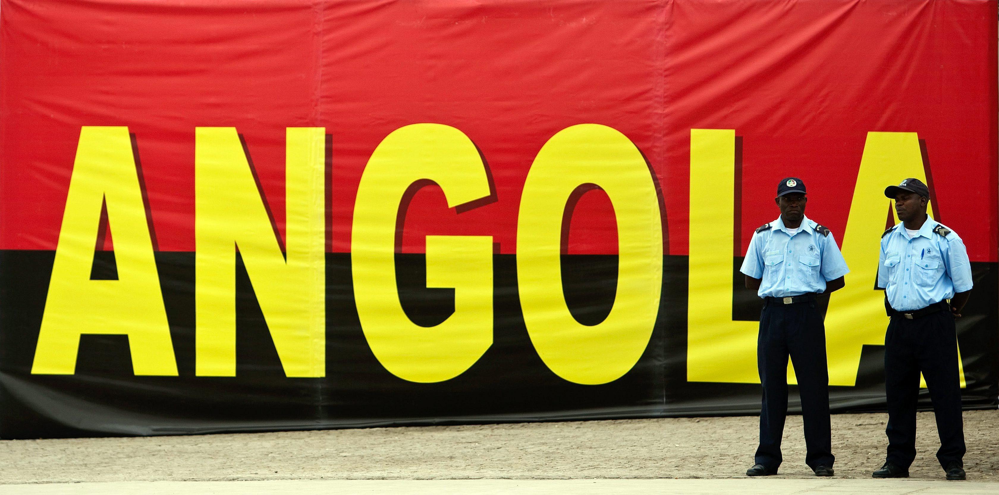 Polícia angolana pede a partidos para comunicarem atos políticos e evitar incidentes