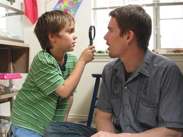 e-Cinema: «Boyhood», um filme rodado ao longo de doze anos