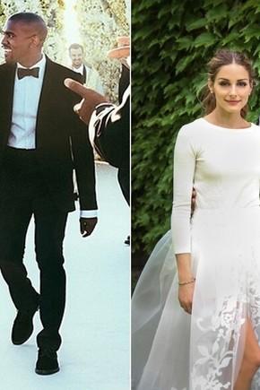 Os vestidos de noiva das estrelas