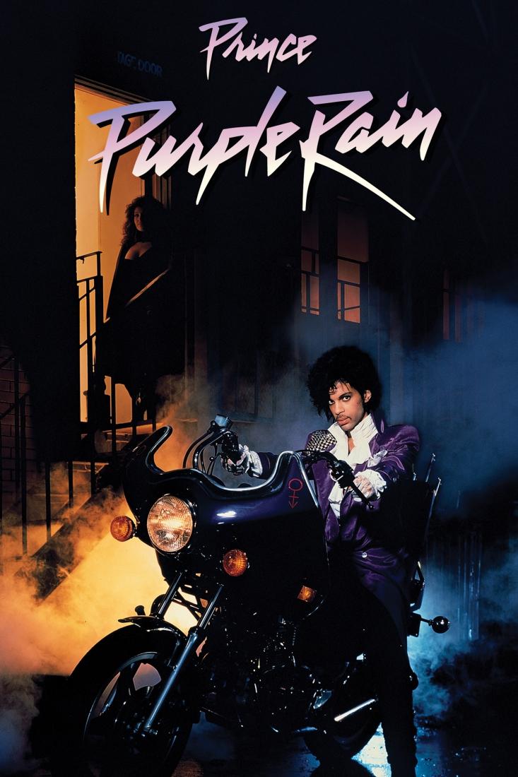 """Casaco usado por Prince em """"Purple Rain"""" vai a leilão"""