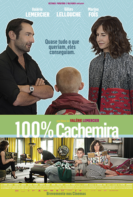 Capa do filme: «100% cachemire»