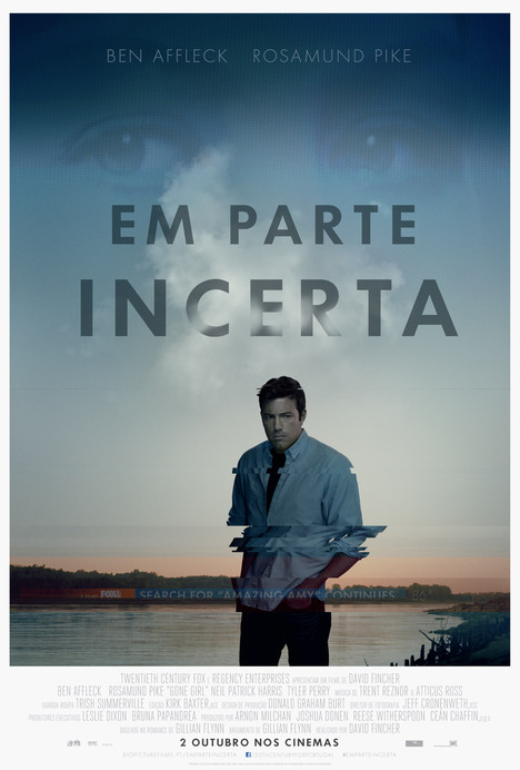 Poster do filme Em Parte Incerta