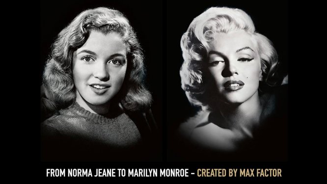 A nova embaixadora global da Max Factor é… Marilyn Monroe!