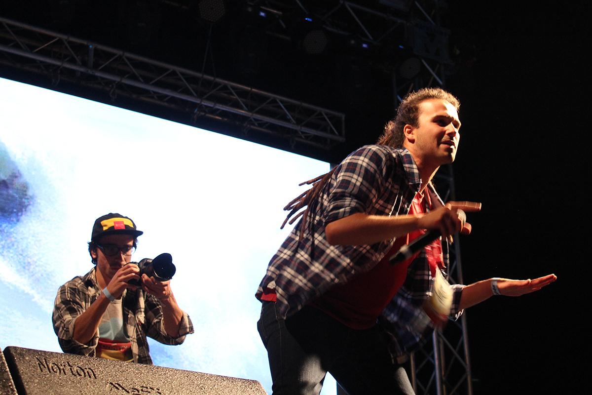 Spitfyah Sound, Sintra Fest 2014