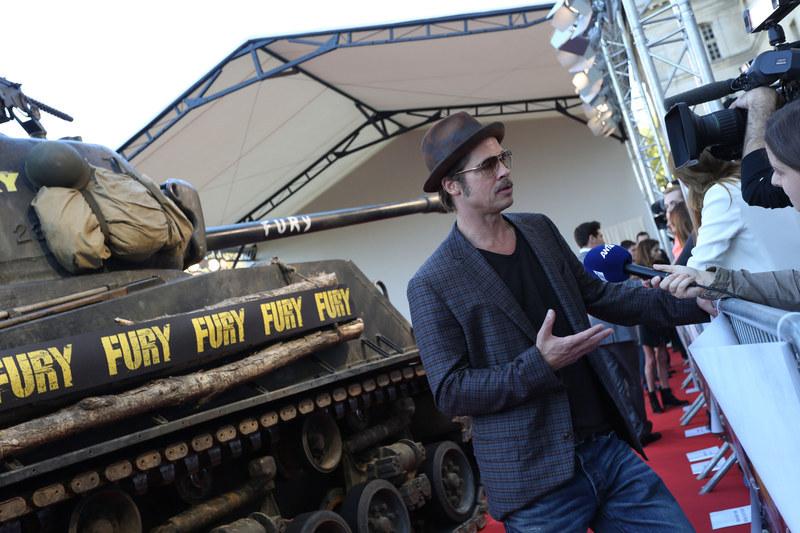 e-Cinema: Este tanque é de Brad Pitt