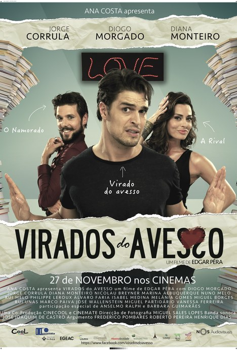 Poster do filme Virados do Avesso