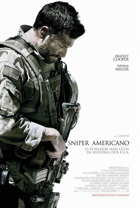 Poster do filme American Sniper