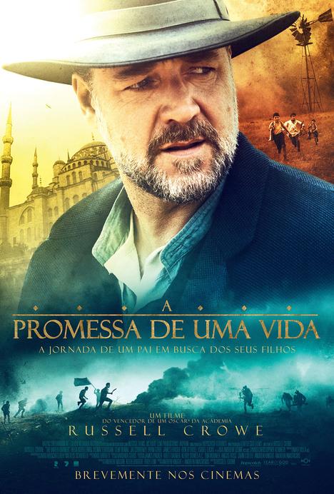 Capa do filme: «A Promessa de uma Vida»