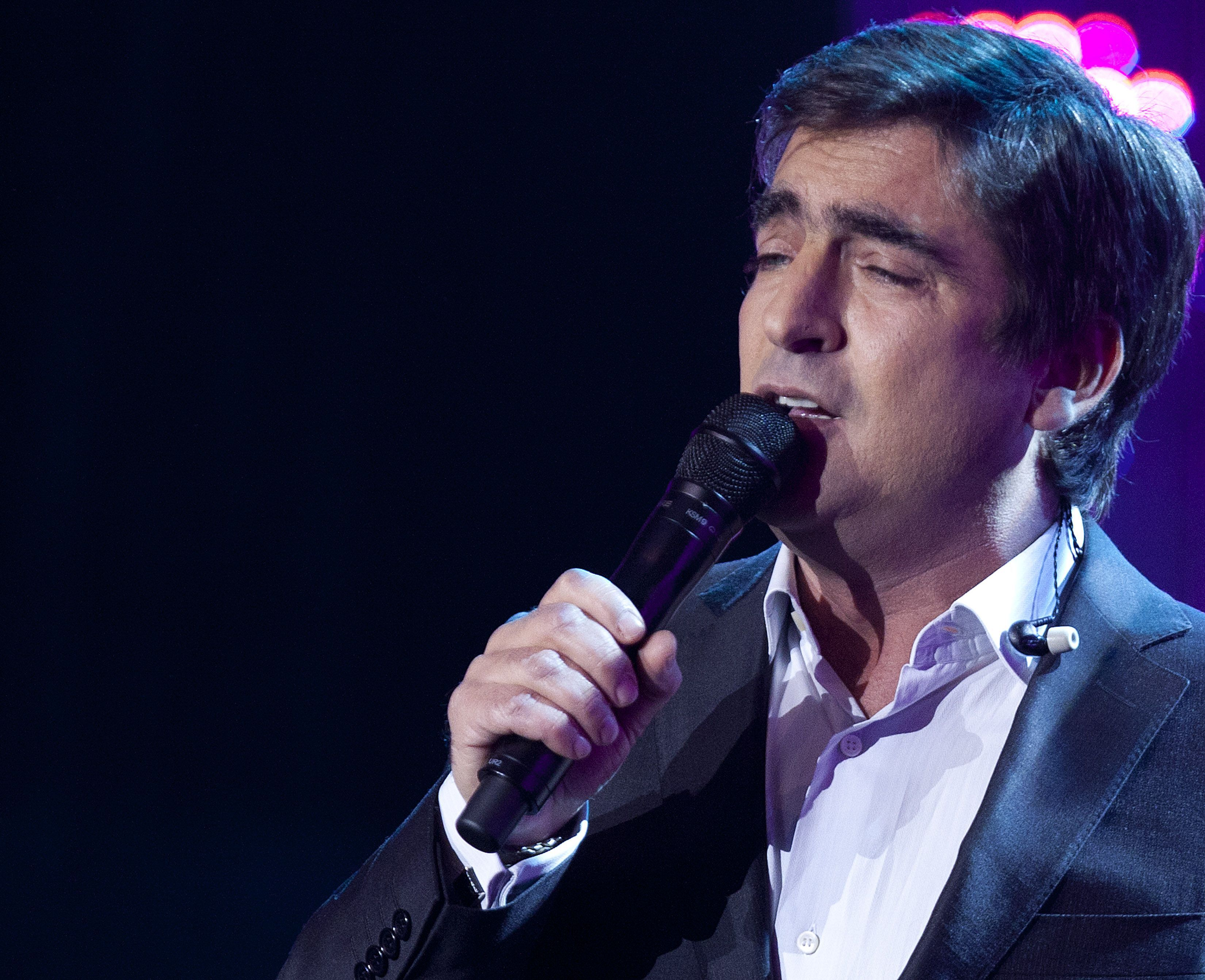 Camané apresenta novo álbum no Coliseu do Porto