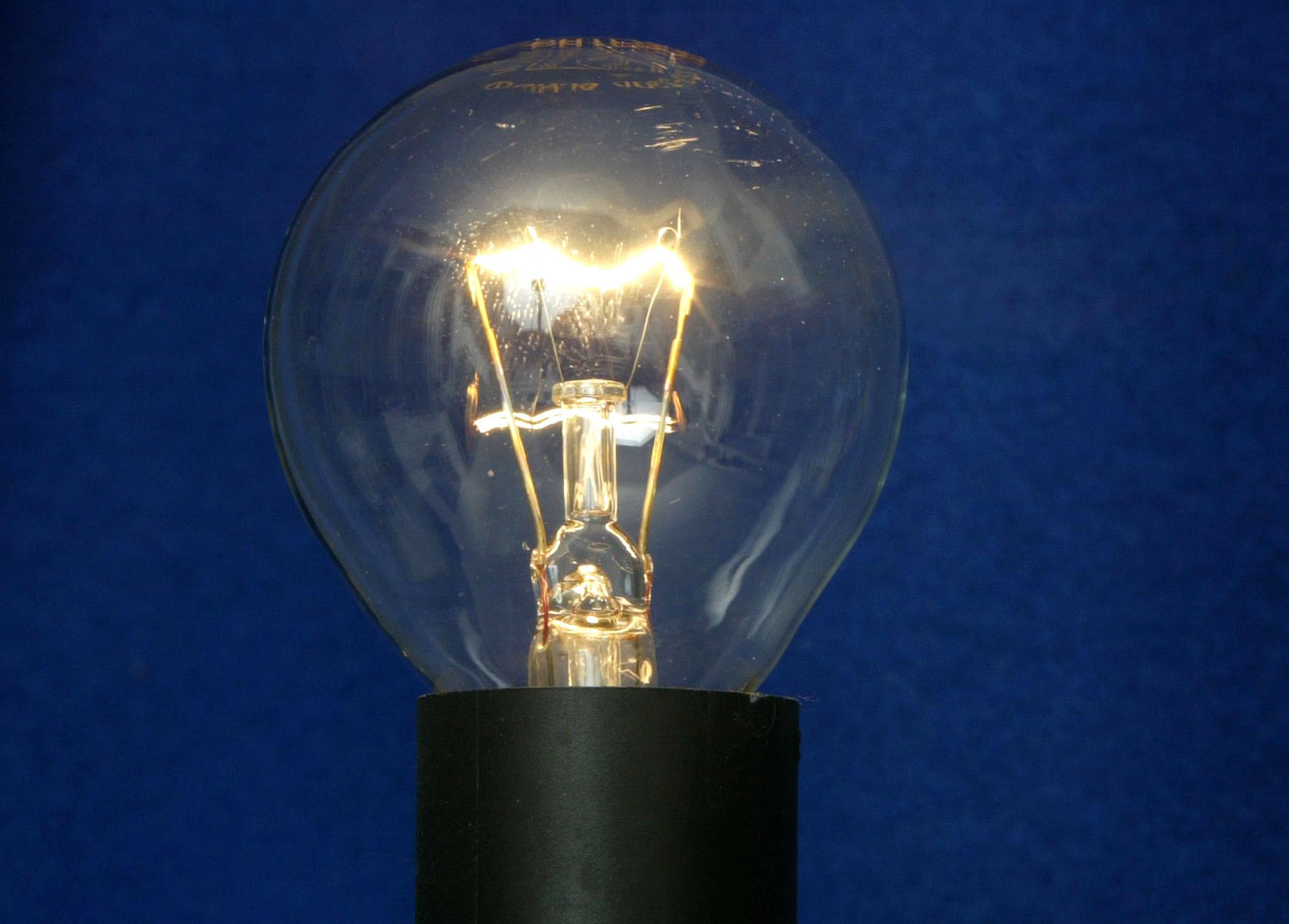 Fatura de luz tem que ter data para dar a contagem a partir de quarta-feira