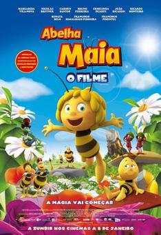 Capa do filme: Abelha Maia - O Filme