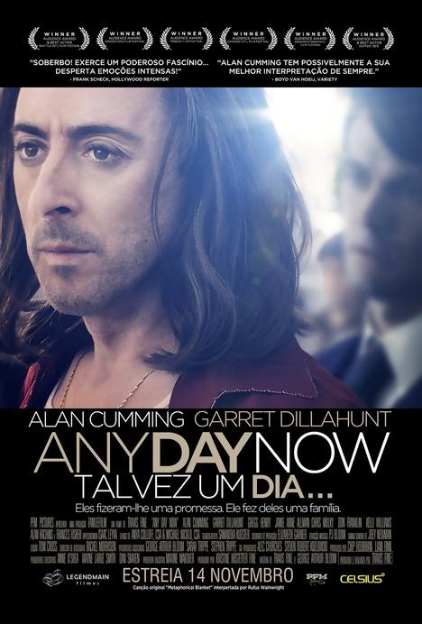 Poster do filme Talvez um dia
