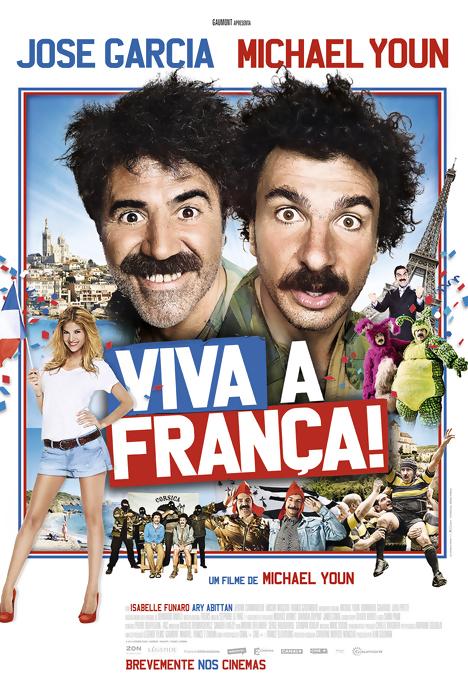 Poster do filme Viva a França