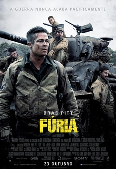 Capa do filme: Fúria