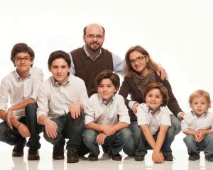 Resultado de imagem para familia numerosa