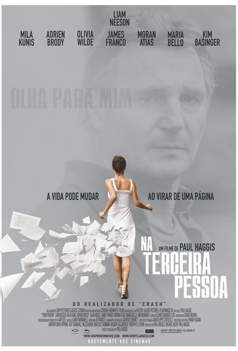Poster do filme Na Terceira Pessoa