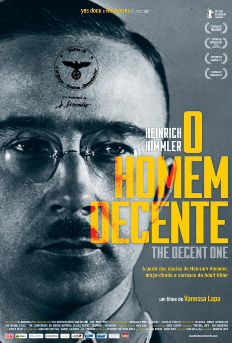 Poster do filme O Homem Decente