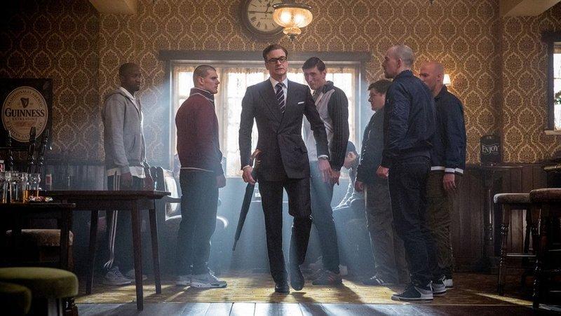 e-Cinema: Colin Firth no mundo da espionagem em «Kingsman: Serviços Secretos»