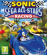 Sonic & Sega All Stars Racing cover