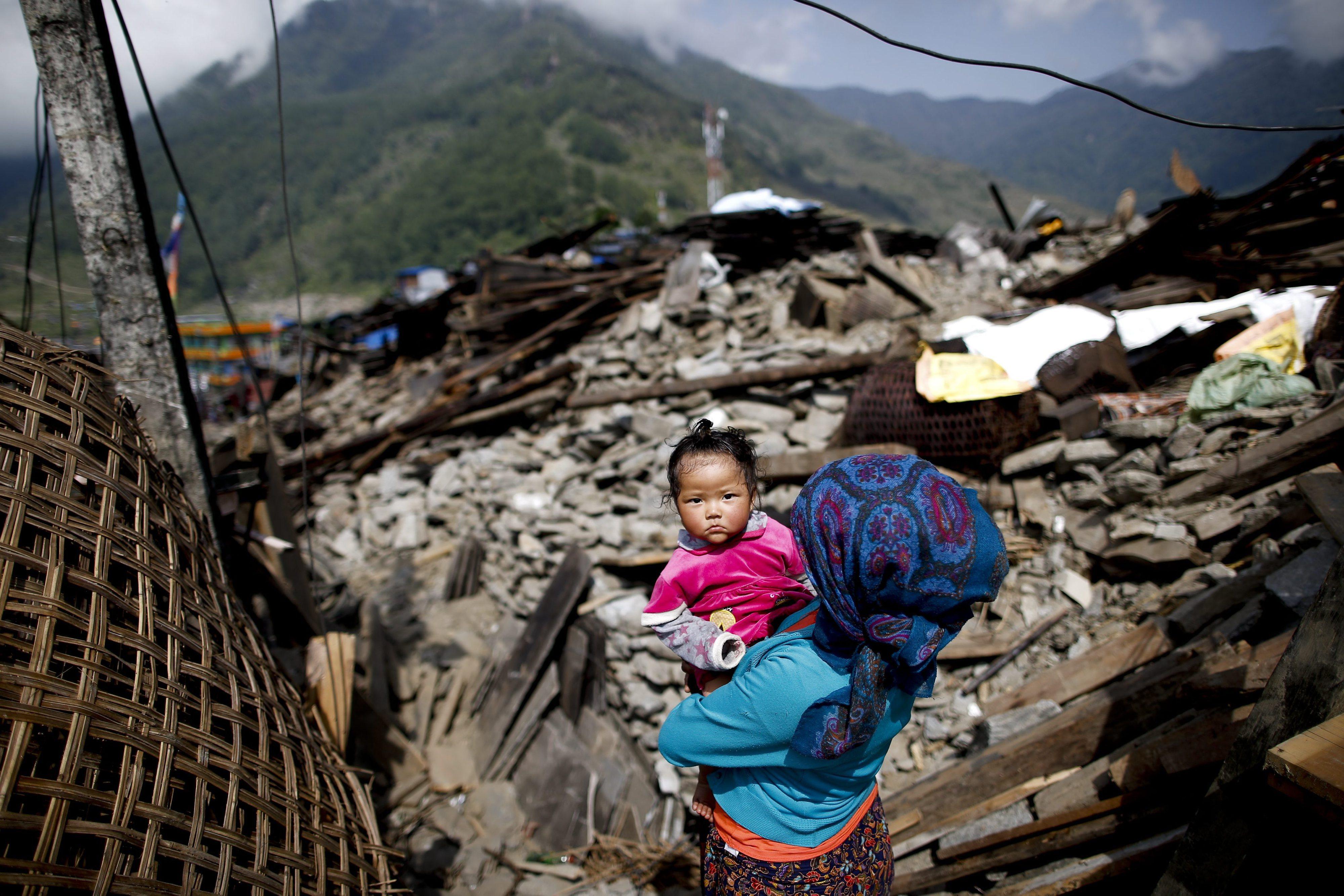 unicef receia que mais crian u00e7as nepalesas estejam a ser