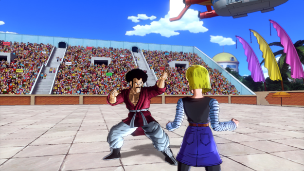 dragon ball xenoverse destaque go