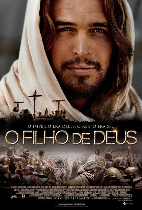 Poster do filme O Filho de Deus