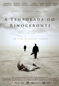 Capa do filme: A Temporada do Rinoceronte