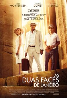 Capa do filme: As Duas Faces de Janeiro