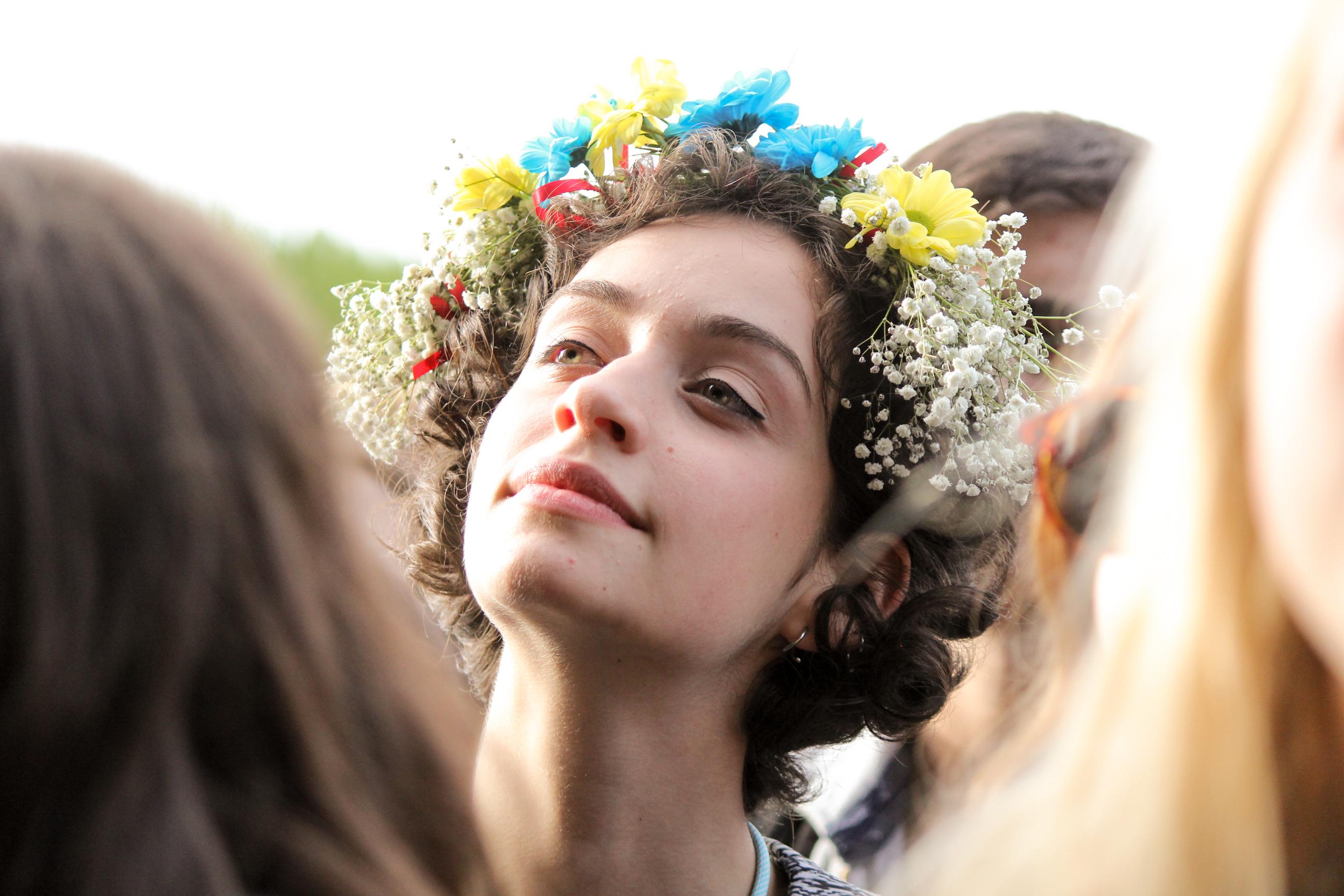 Primavera na cabeça de todos