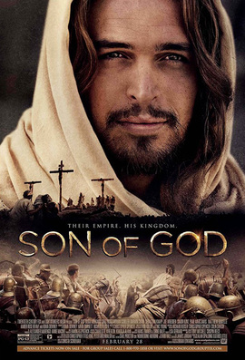 "Diogo Morgado, estrela de cartaz do filme ""The Son of God"""