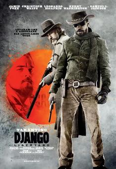 Poster de «Django Libertado »