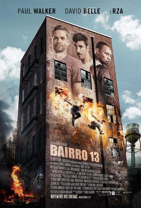Poster do filme Bairro 13