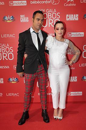 Tiago Pais Dias e Marisa Liz preparam-se para se pais pela segunda vez dentro de 4 meses.