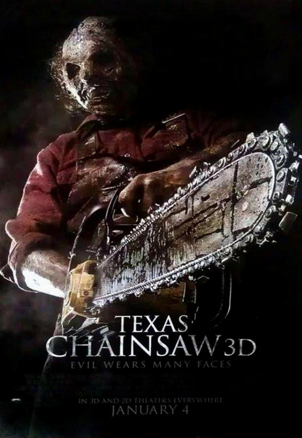 Poster de «Texas Chainsaw »