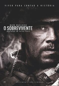 Poster de O Sobrevivente