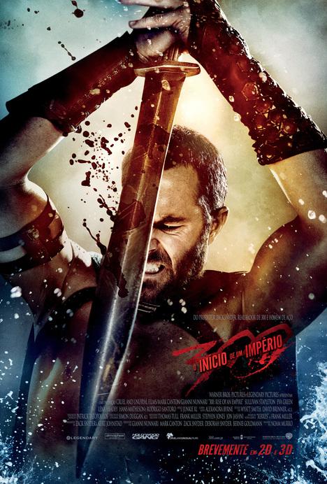 Poster do filme 300: O Início de um Império