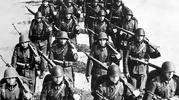 Infantaria do exército polaco em 1939 (invasão da Polónia pela Alemanha nazi)