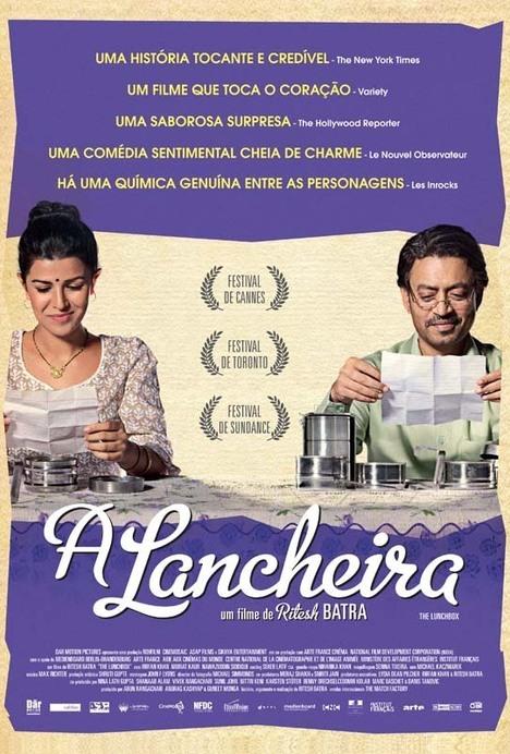 Poster do filme A Lancheira
