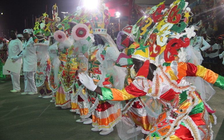 carnaval de luanda