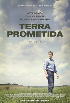 Poster de «Terra Prometida»