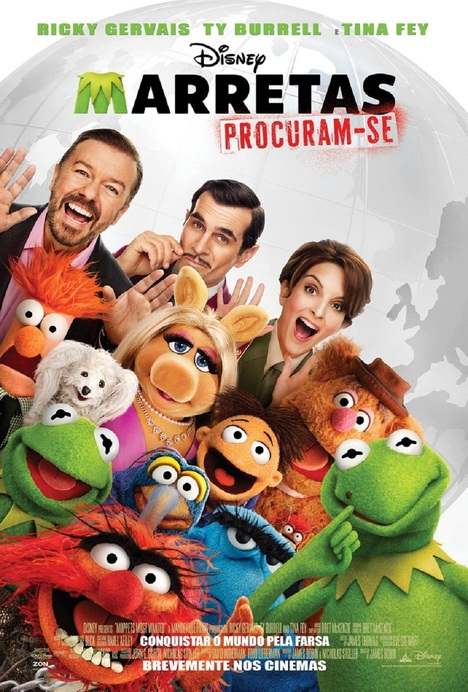 Poster do filme Marretas Procuram-se