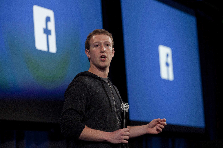 Sabe porque é que o Facebook é azul?