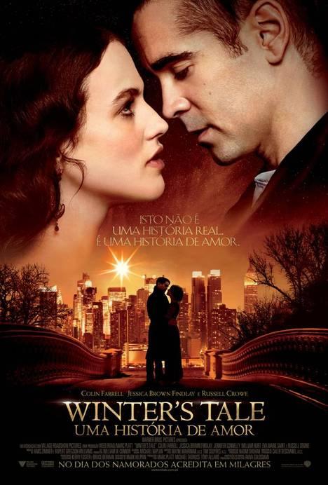 Poster do filme Winter's Tale - Uma História de Amor
