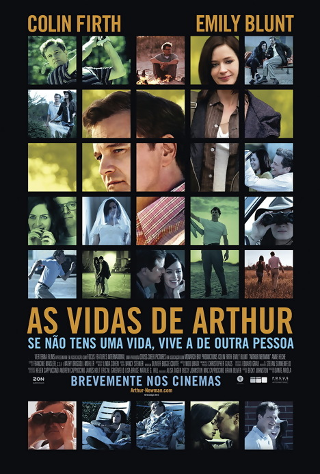 Poster do filme As Vidas de Arthur