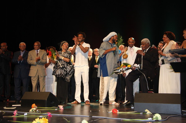Bana homenageado no S. Luís | 2010